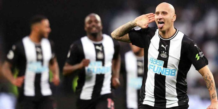 Newcastle edge West Ham to move out of danger zone