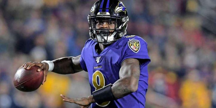 Lamar Jackson leads way for Ravens' NFL-best 12 Pro Bowl selections