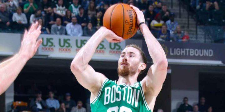 Celtics F Gordon Hayward on verge of return from broken hand