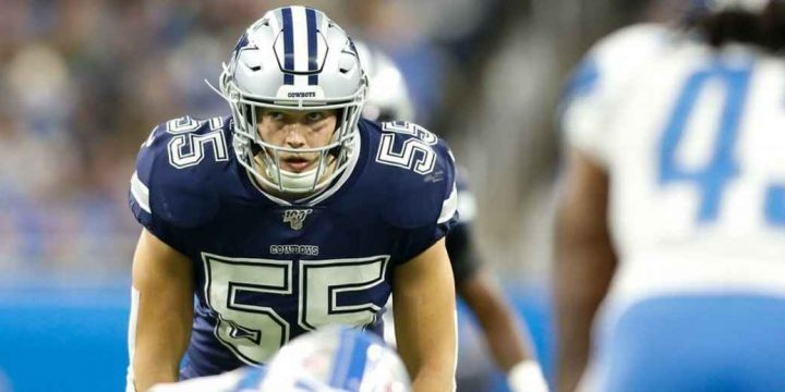 Cowboys LB Leighton Vander Esch (neck) out for season