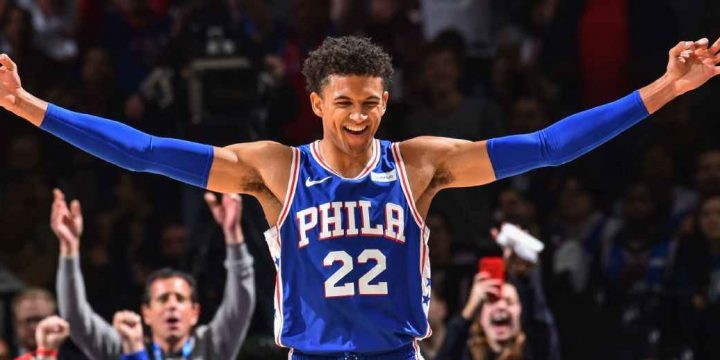 The evolution of 76ers rookie Matisse Thybulle has begun