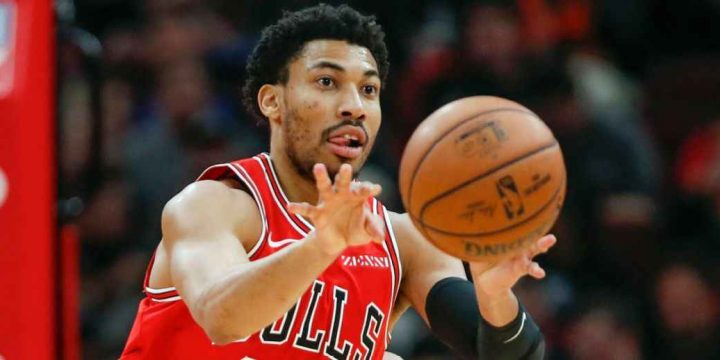 Bulls' Otto Porter Jr. (foot) out at least 2 more weeks