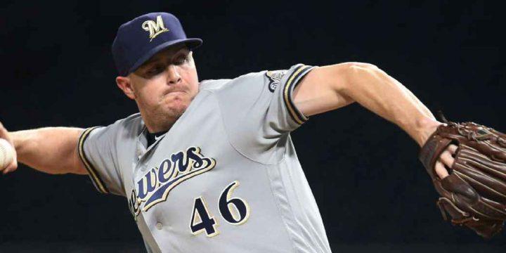 Corey Knebel, Brewers agree to same $5.1M salary