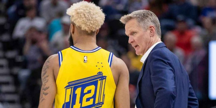 Steve Kerr lauds effort of 'Elite Eight' amid Warriors' injury woes
