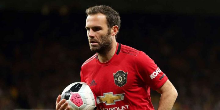 Mata – mentoring Man United youngsters my job, Prem title still the aim
