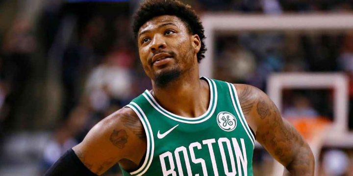Celtics' Marcus Smart says he's been cleared after coronavirus diagnosis