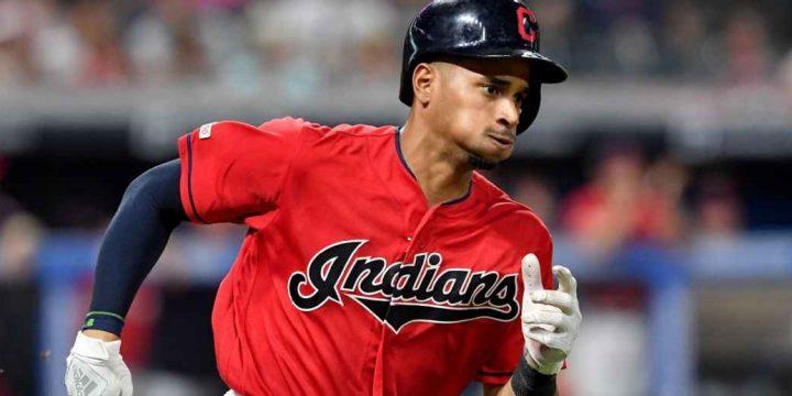 Indians' Oscar Mercado to have MRI on left wrist