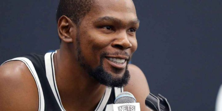 Rich Kleiman: Kevin Durant playing in summer 'not very realistic'