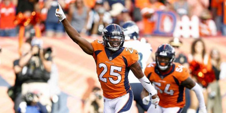 Ex-Broncos CB Chris Harris agrees to join Chargers