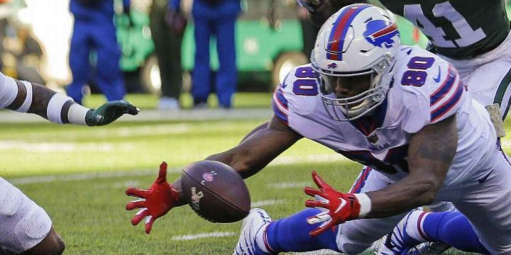 Sources: Bills re-sign TE Jason Croom to 1-year deal