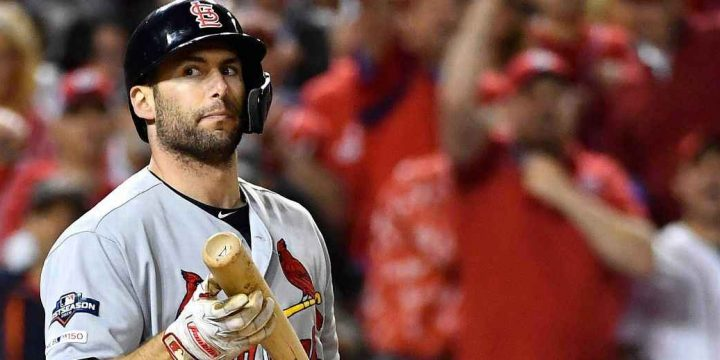 Cardinals' Paul Goldschmidt sidelined several more games by sore right elbow