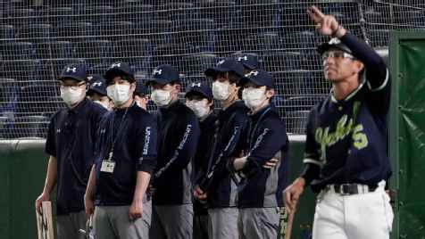 Japan's baseball league delayed again, no date set for start