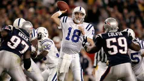 Ex-Patriot Rosevelt Colvin still talking trash about '05 loss to Colts