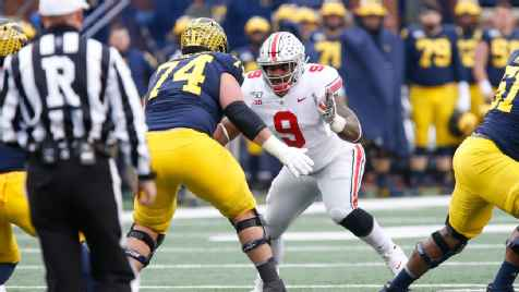 Detroit Lions stock up on Ohio State Buckeyes in NFL draft
