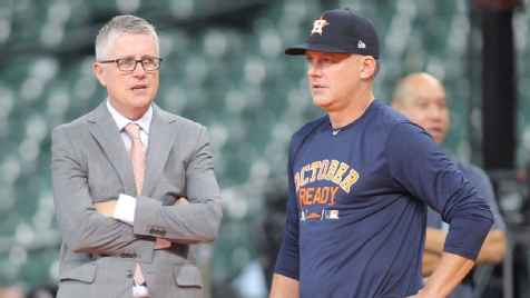 AJ Hinch, Jeff Luhnow suspensions fulfilled in 2020 even if MLB season canceled