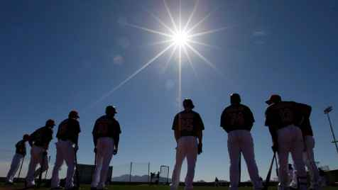 Players, managers intrigued by MLB's all-Arizona option
