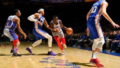 Pistons' Sekou Doumbouya returns to France to be near family