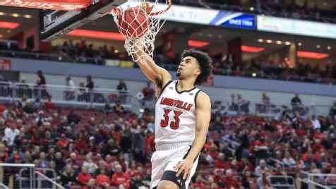 Louisville's Jordan Nwora enters NBA draft after All-America season