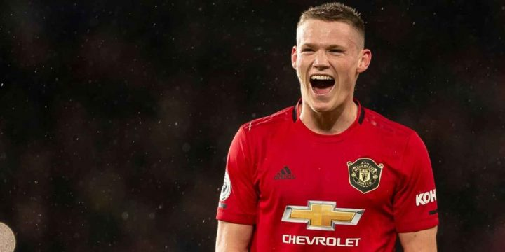 Man United's McTominay rejected loan move to fight for place at club