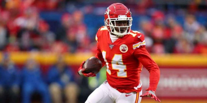 Chiefs WR Sammy Watkins' new deal includes $7M in incentives, no-trade clause