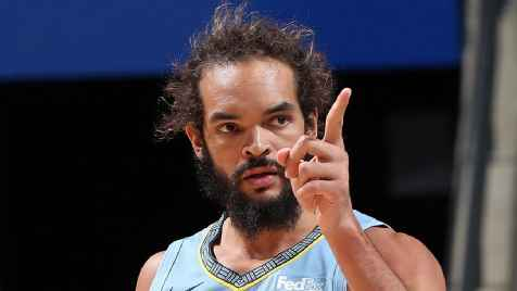 Joakim Noah signs with Clippers for remainder of season