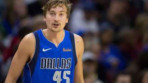 Ryan Broekhoff signing with 76ers for rest of season, agent says