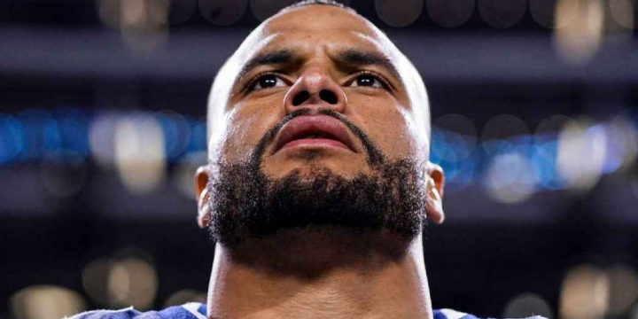 Cowboys QB Dak Prescott pledges $1 million to improve police training