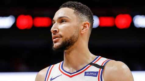 76ers coach Brett Brown thrilled with Ben Simmons at power forward in early practices