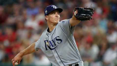Tyler Glasnow back with Rays after testing positive for coronavirus