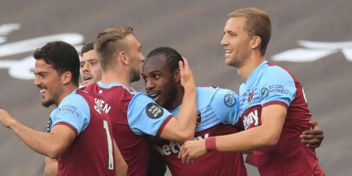 West Ham claim vital win over Watford in Premier League relegation battle