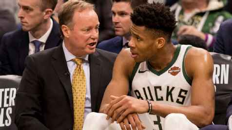 Giannis Antetokounmpo deserves to win back-to-back MVPs, Bucks coach Mike Budenholzer says