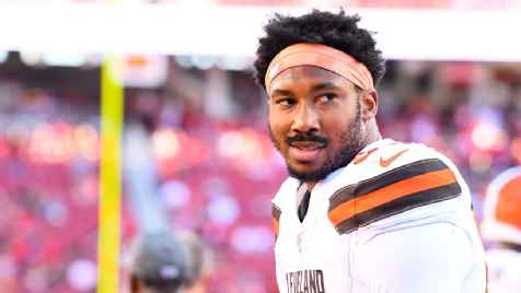 Browns begin to fortify promising future by extending Myles Garrett