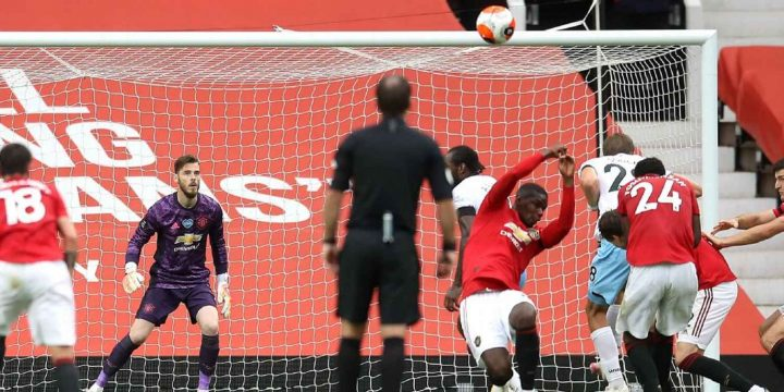 Man United's Pogba acknowledged penalty error – Solskjaer