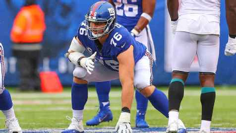 Giants OT Nate Solder opts out, cites family's health concerns