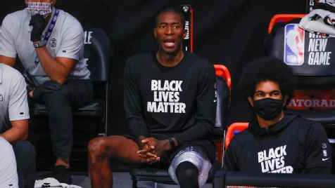Nets' Jamal Crawford (hamstring) out 'a few games'