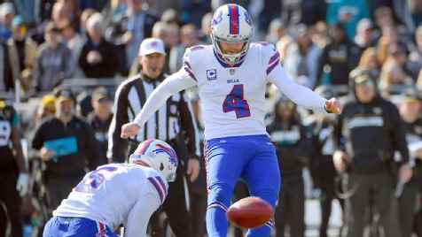 Jacksonville Jaguars add Stephen Hauschka, Aldrick Rosas after kicker injuries