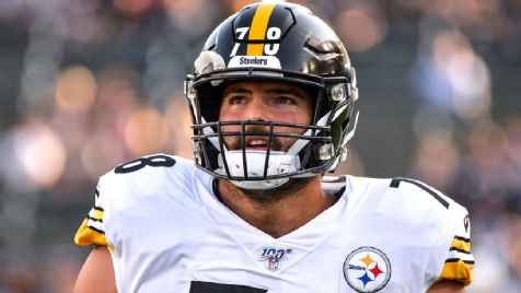 Steelers' Alejandro Villanueva pushing for deceased vet Alwyn Cashe to get Medal of Honor