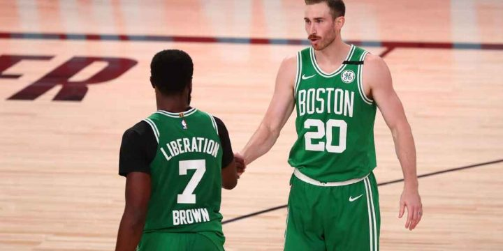 NBA playoffs: Now the Celtics look like themselves