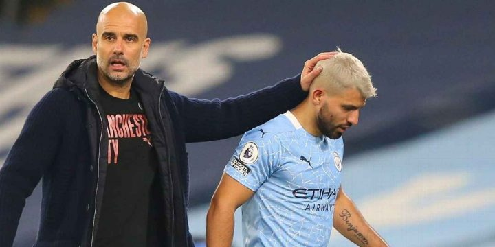 Pep backs Aguero after ref incident: 'I know the intention from Sergio'