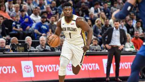 Pelicans coach Stan Van Gundy doesn't see set position for Zion Williamson