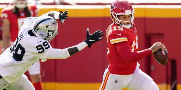 Patrick Mahomes, Chiefs can't overcome prolonged dry spell this time