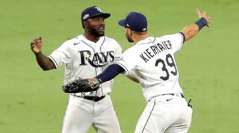 Relieved Tampa Bay Rays enjoy earning AL pennant in MLB's strange, tough 2020 season