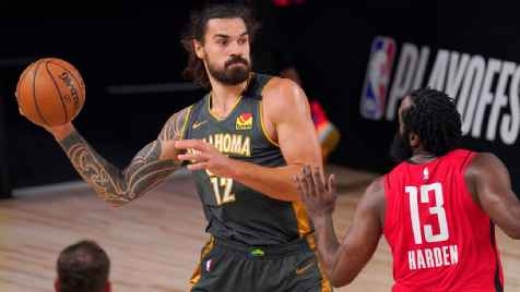 Steven Adams agrees to 2-year, $35M extension as part of trade to New Orleans Pelicans, sources say